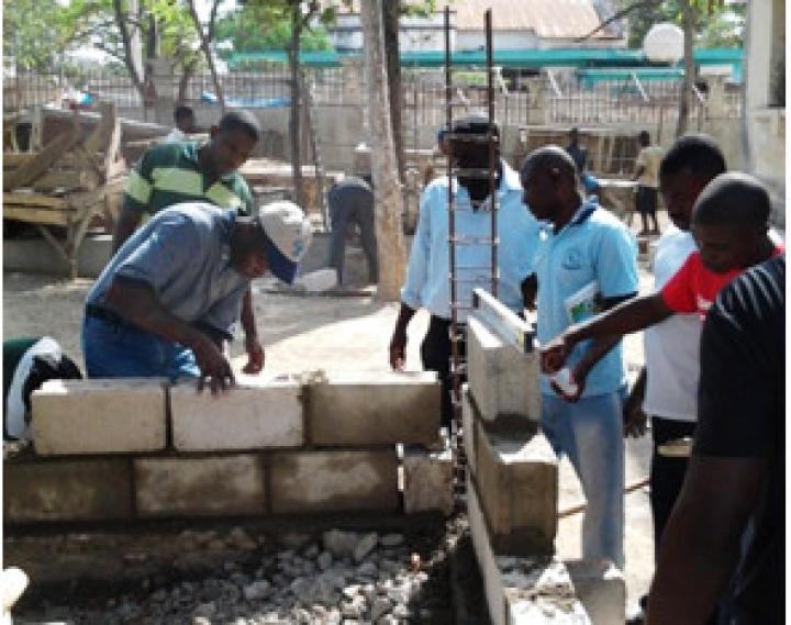 Proyecto de capacitaci n para la aplicaci n del curr culo for Proyectos de construccion de escuelas