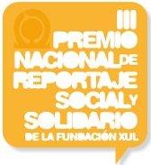 Logo Premio Nacional Reportaje Social