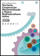 Portada Foro Multilateralismo